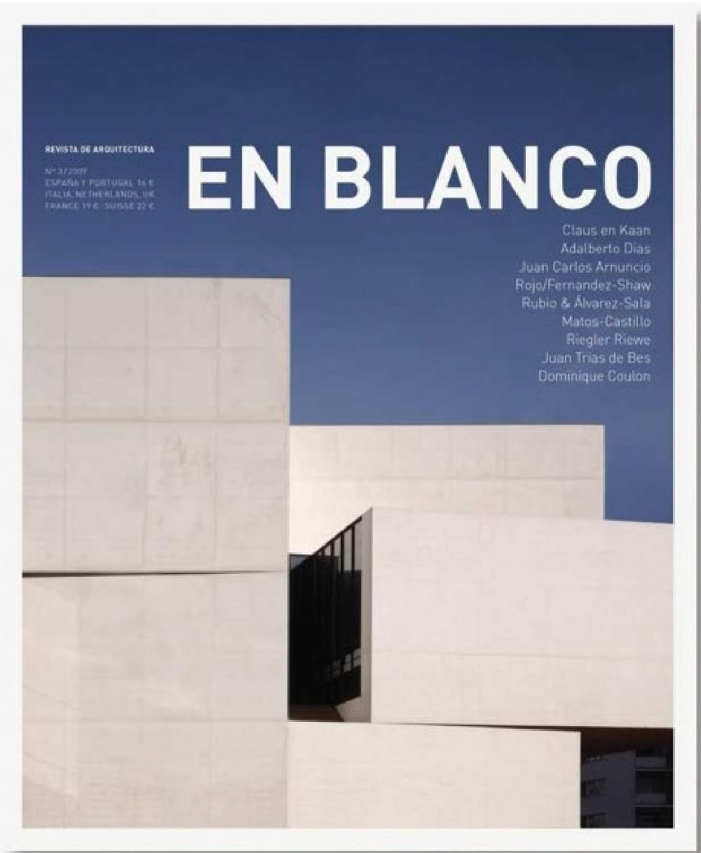 En Blanco 3 : Claus En Kaan, Matos y Castillo, Dominique Coulon