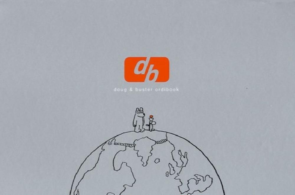 Doug & Buster Ordibook - Livre d'activités bilingue français-anglais