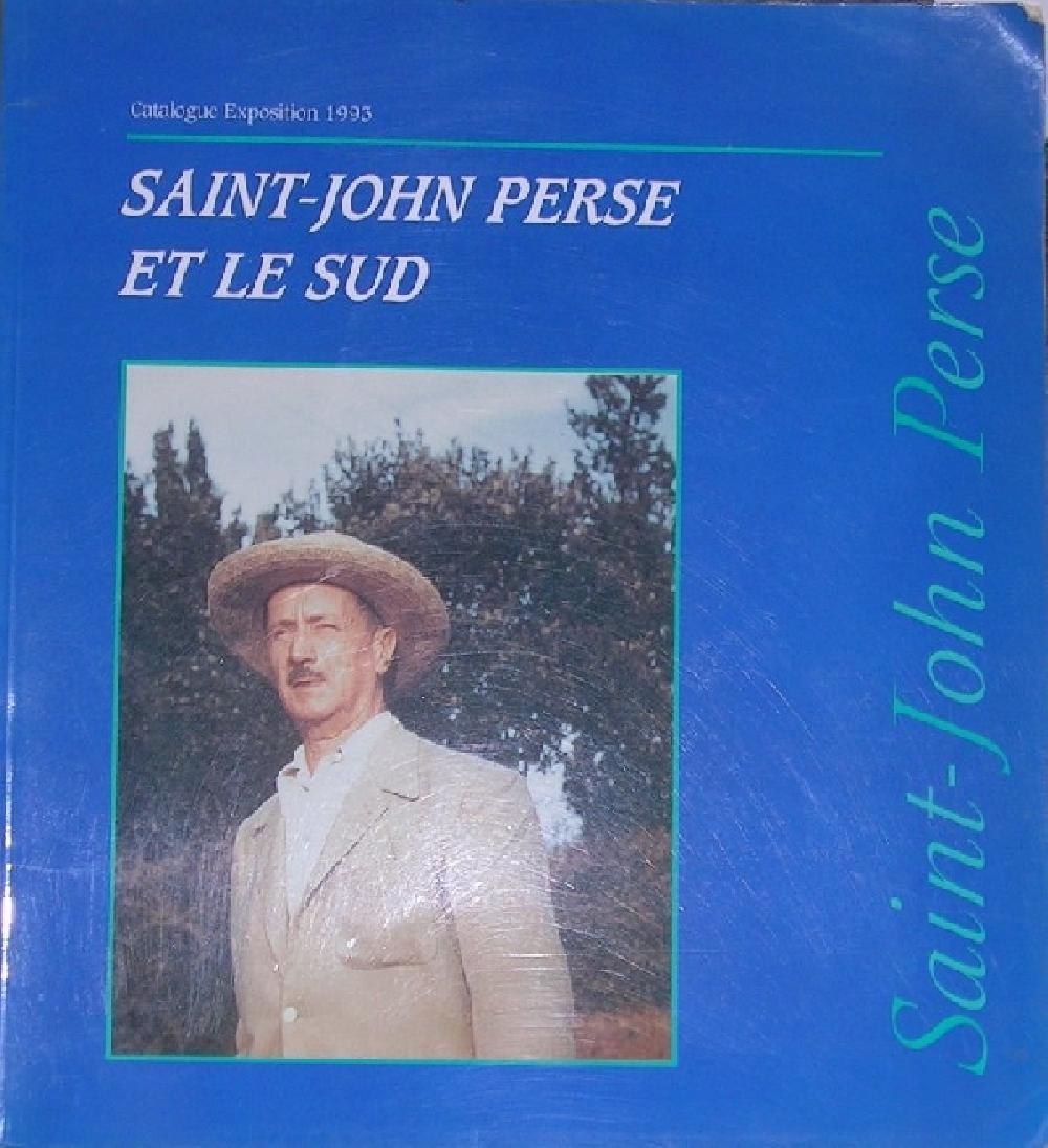 Saint-John Perse et le Sud