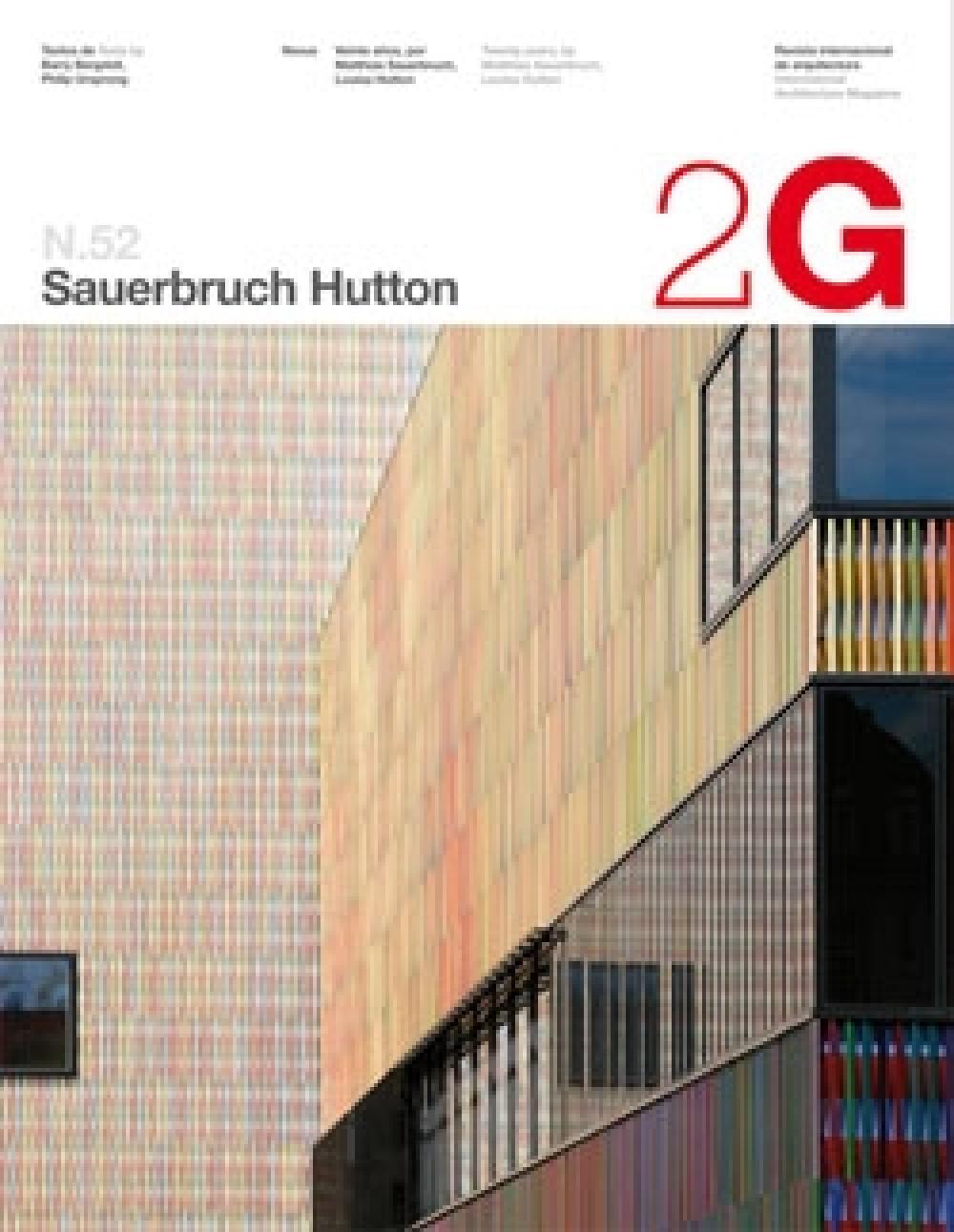 2G n°52 Sauerbruch Hutton