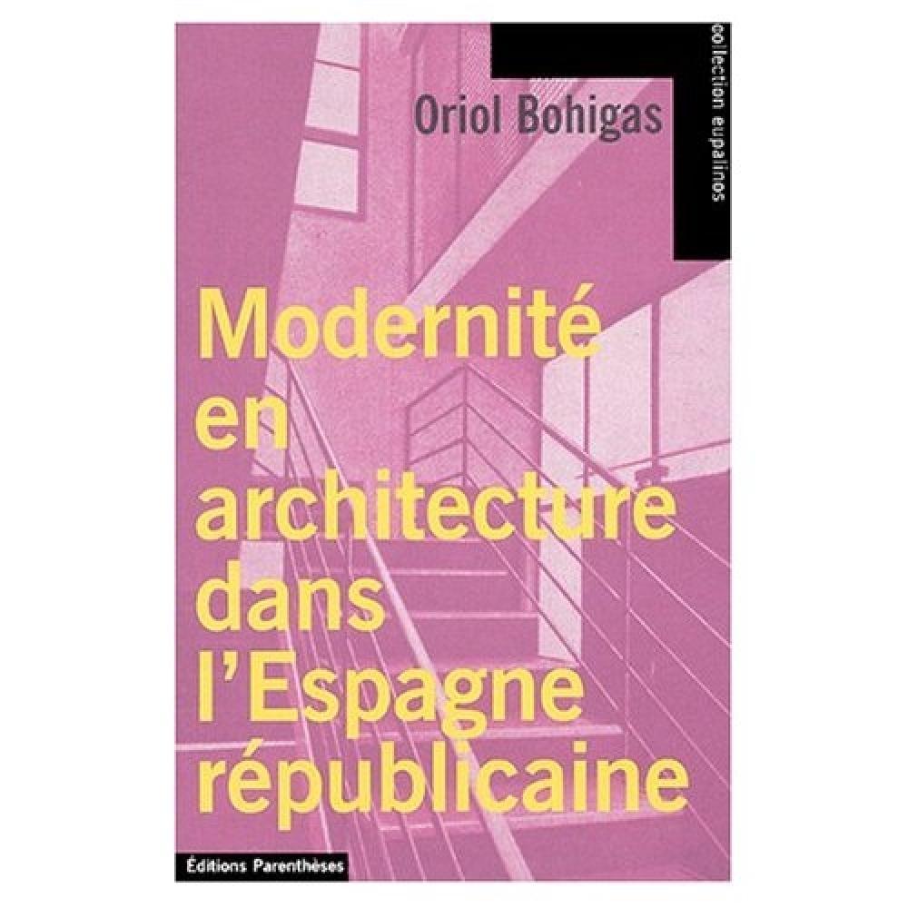 Modernité en architecture dans l'Espagne républicaine