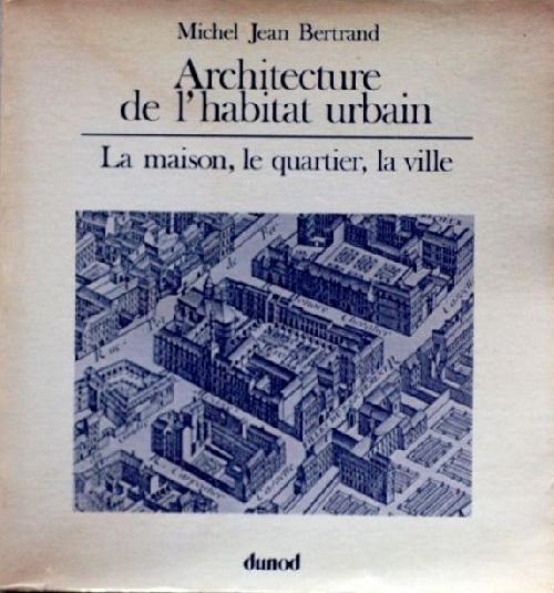 Architecture de l'habitat urbain