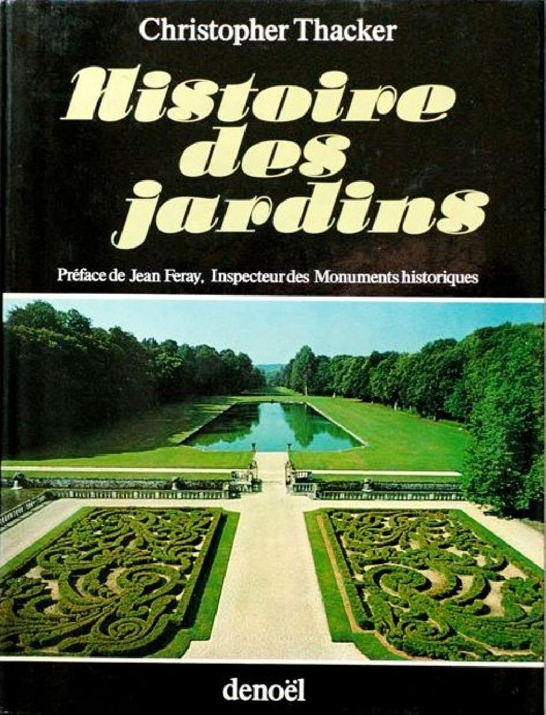 Histoire des jardins