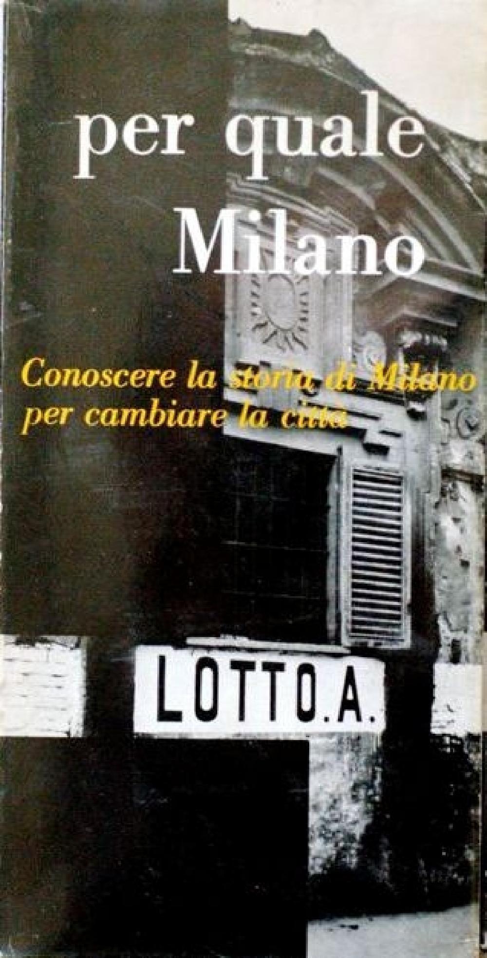 Per quale Milano