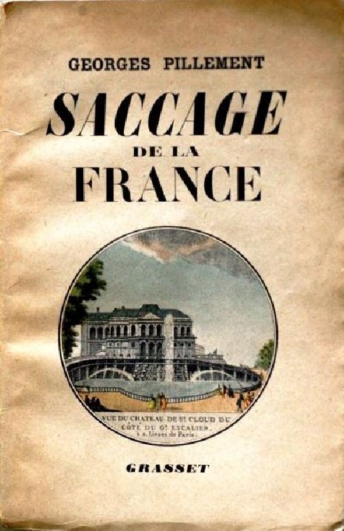 Saccage de la France