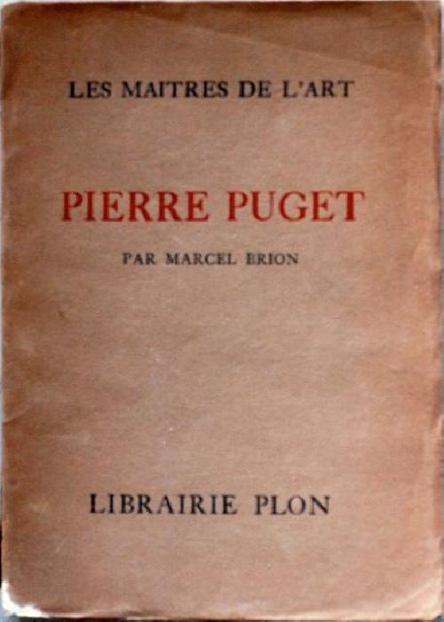 Les maîtres de l'art Pierre Puget