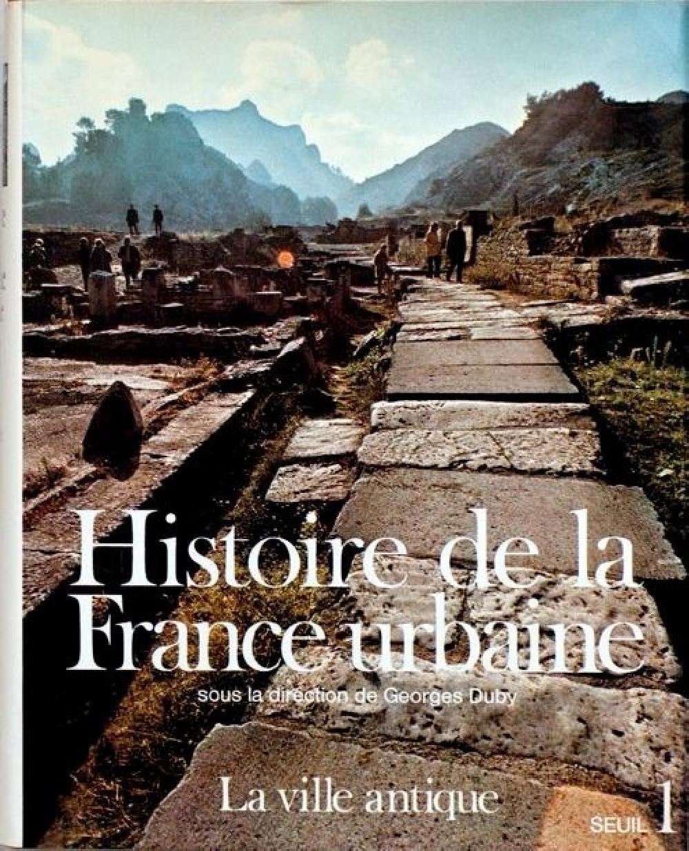 Histoire de la France urbaine