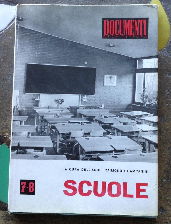 Documenti architettura 7-8 Scuole - Ecoles
