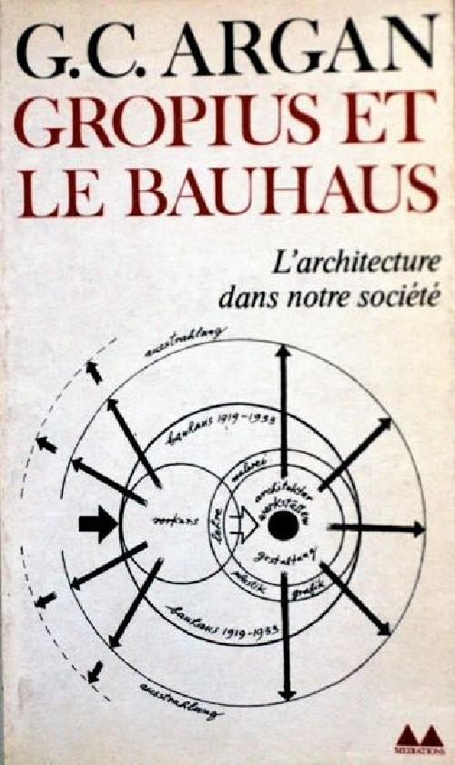 Gropius et le Bauhaus