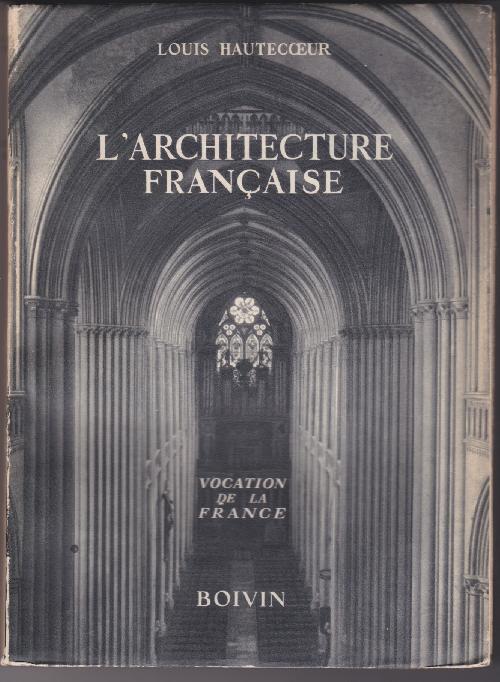 L'architecture française