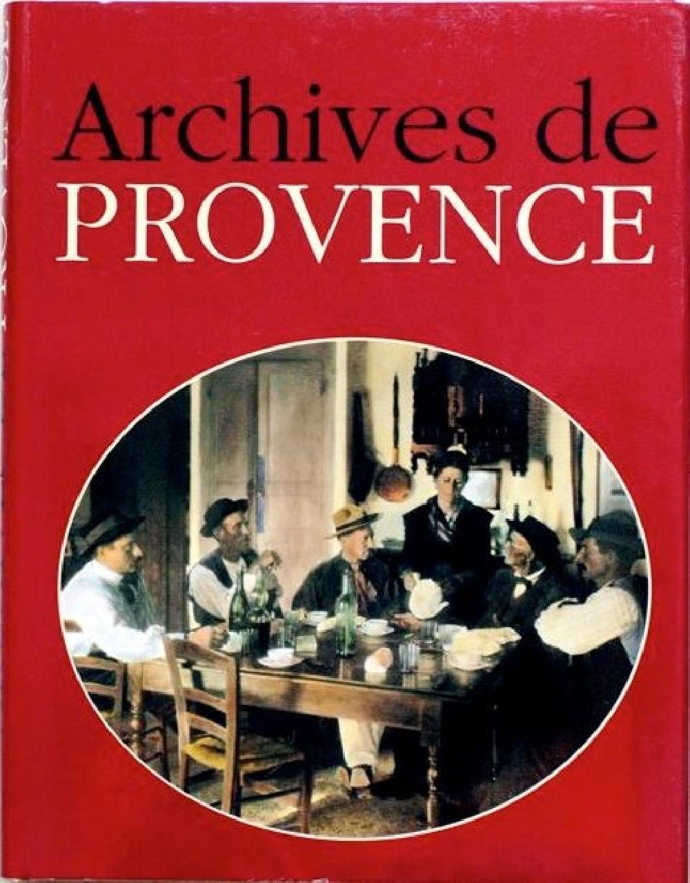Archives de Provence
