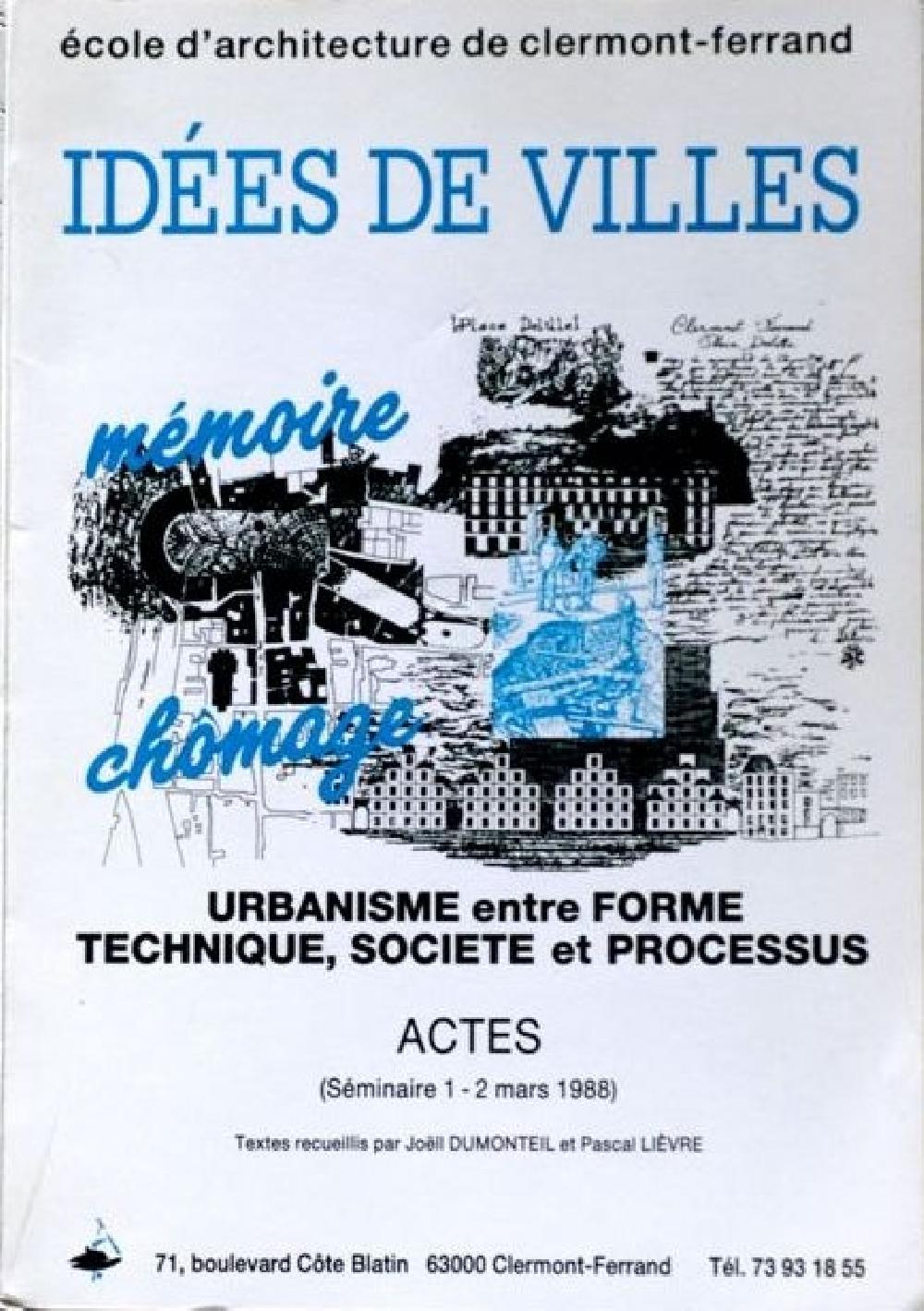 Idées de villes