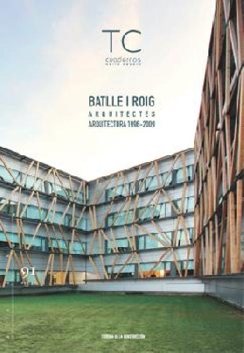 TC Cuadernos 91 - Batlle i Roig Arquitectes