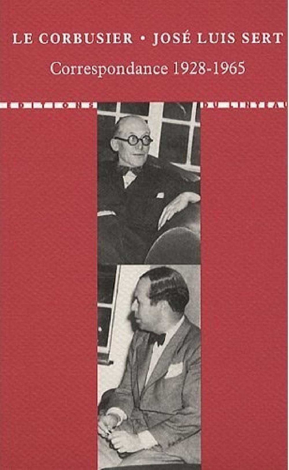 Le Corbusier - José Luis Sert
