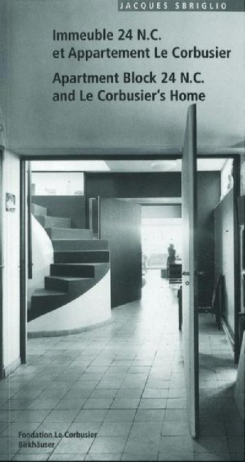 Apartment Block 24 N.C. and Le Corbusier