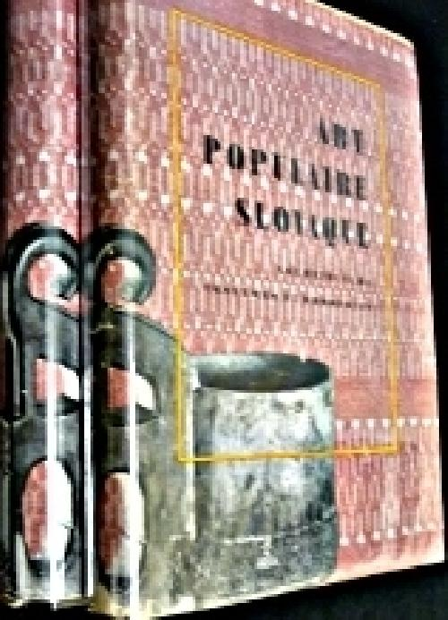 Art populaire slovaque (2 tomes)