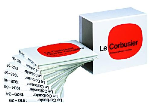 Le Corbusier - Complete Works in 8 volumes
