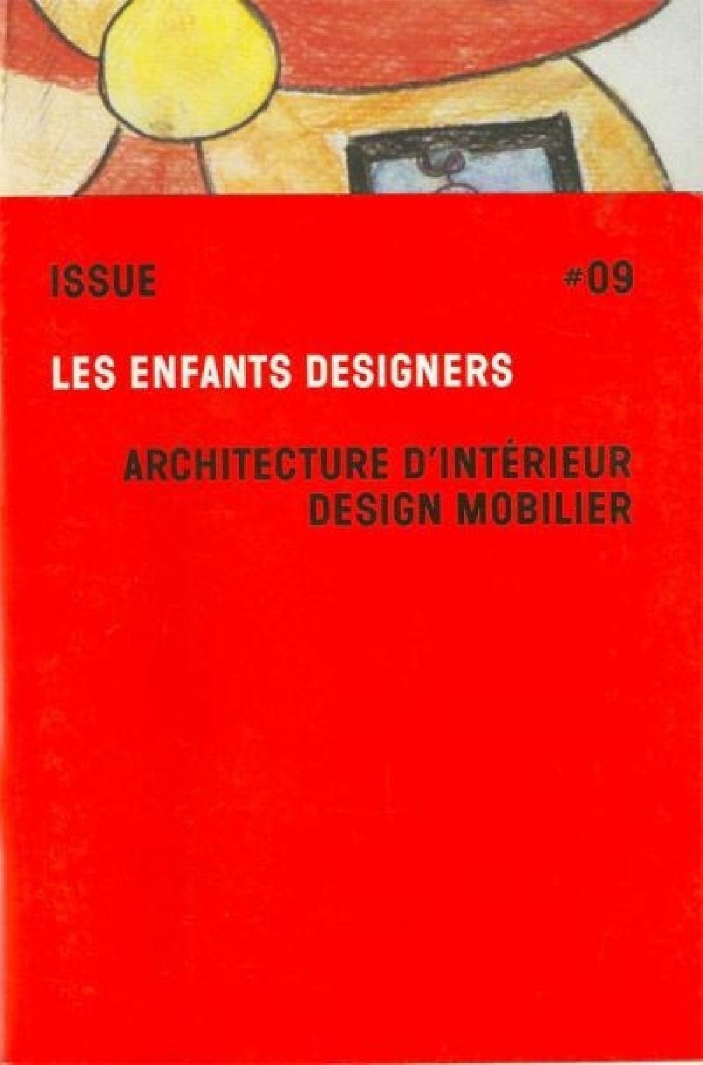 Issue 09 Les enfants designers