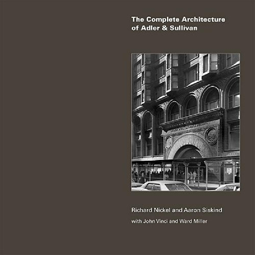 Complete architecture of Adler and Sullivan