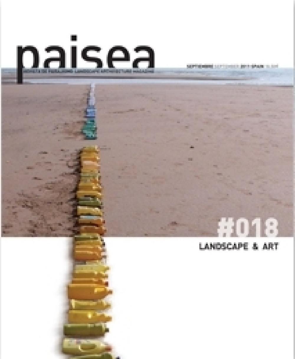 Paisea n°18 Landscape and art