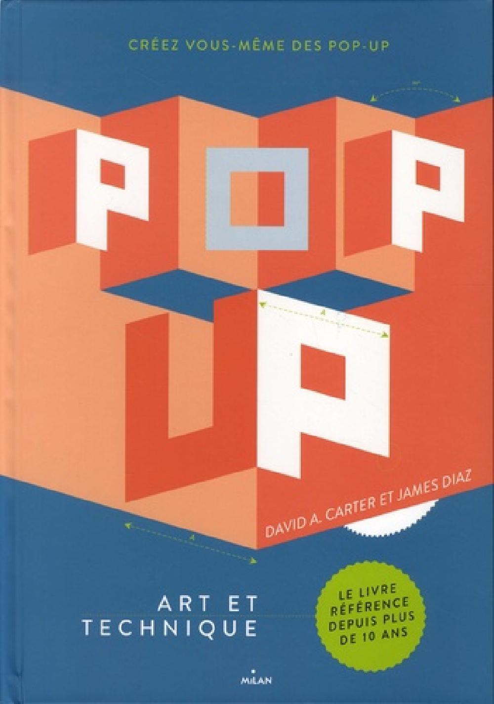 Pop-up, art et technique