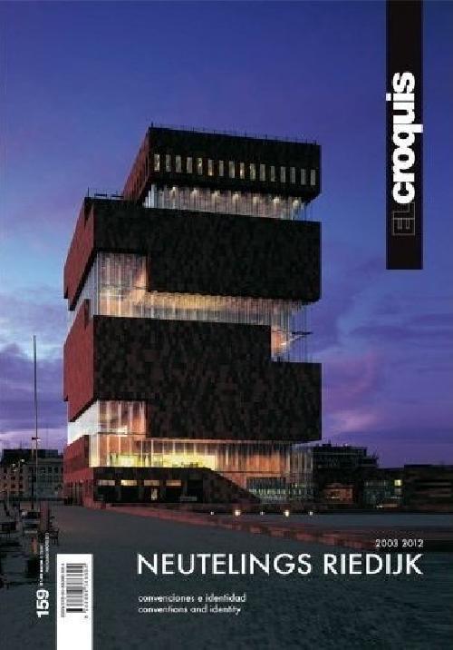 El Croquis 159 - Neutelings Riedijk 2003-2012