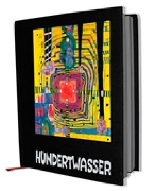 Hundertwasser : Le rêve de la couleur
