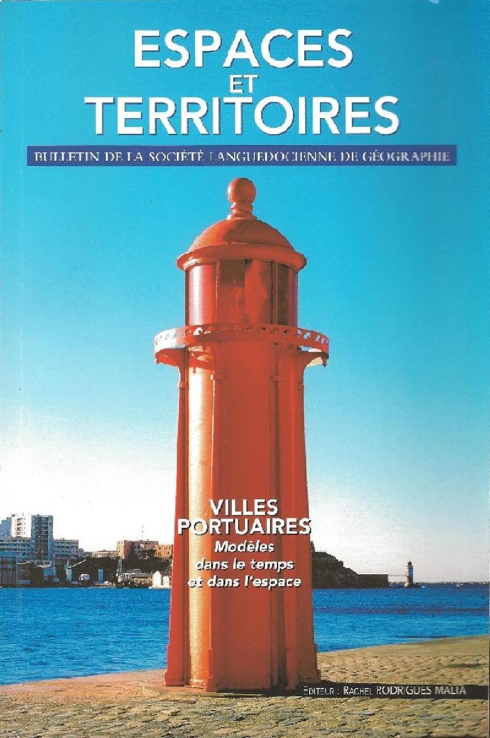 Espaces et territoires, villes portuaires, t. 34