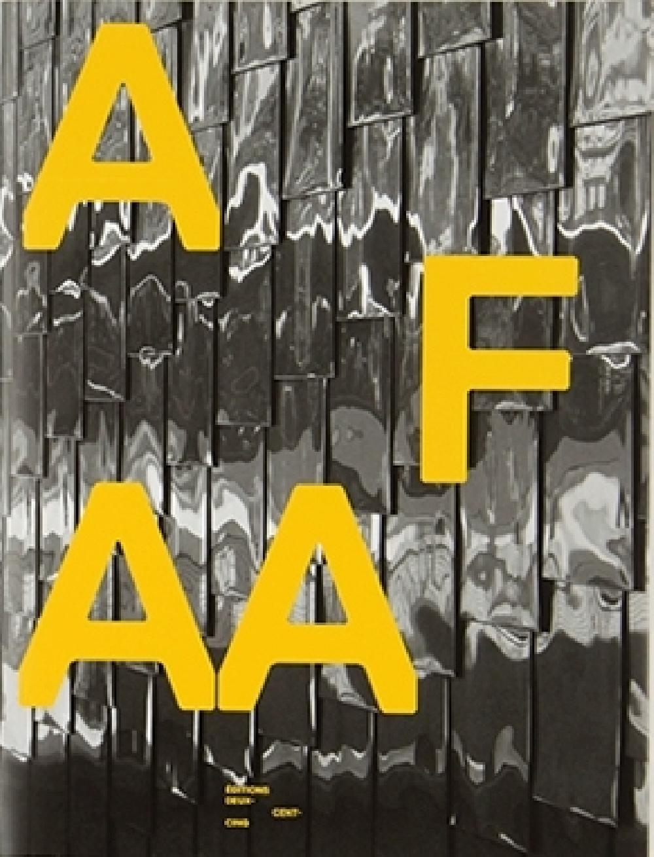 AFAA 10 ans d'architecture