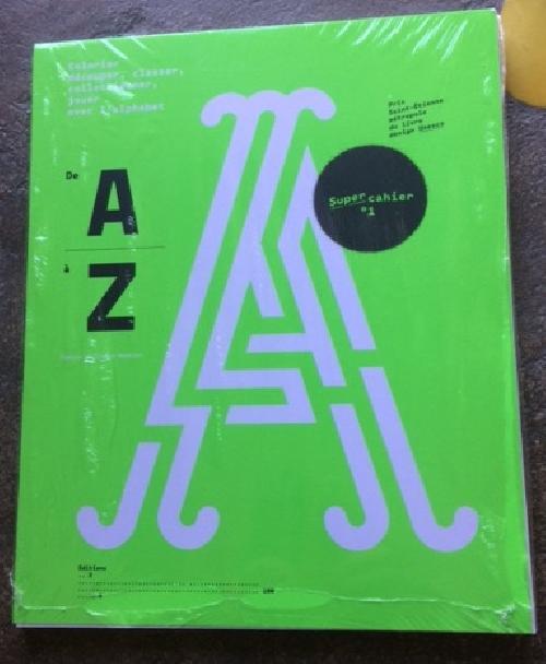 De A à Z : jouer avec l'alphabet