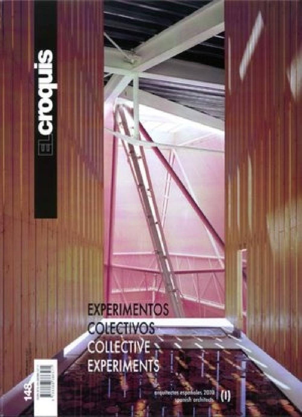 El Croquis 148 - Collective Experiments. Spanish Architects 2010