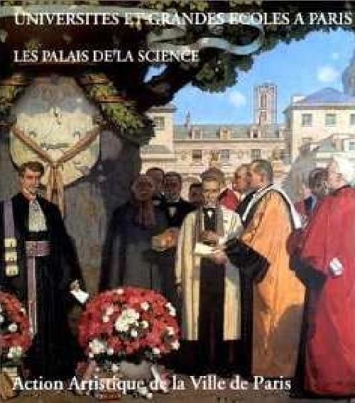 Universités et grandes écoles à Paris