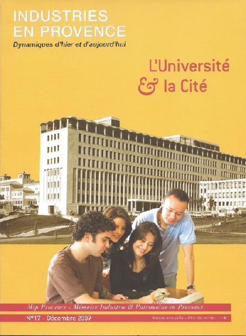 Industries en Provence - Dynamiques d'hier et d'aujourd'hui n°17