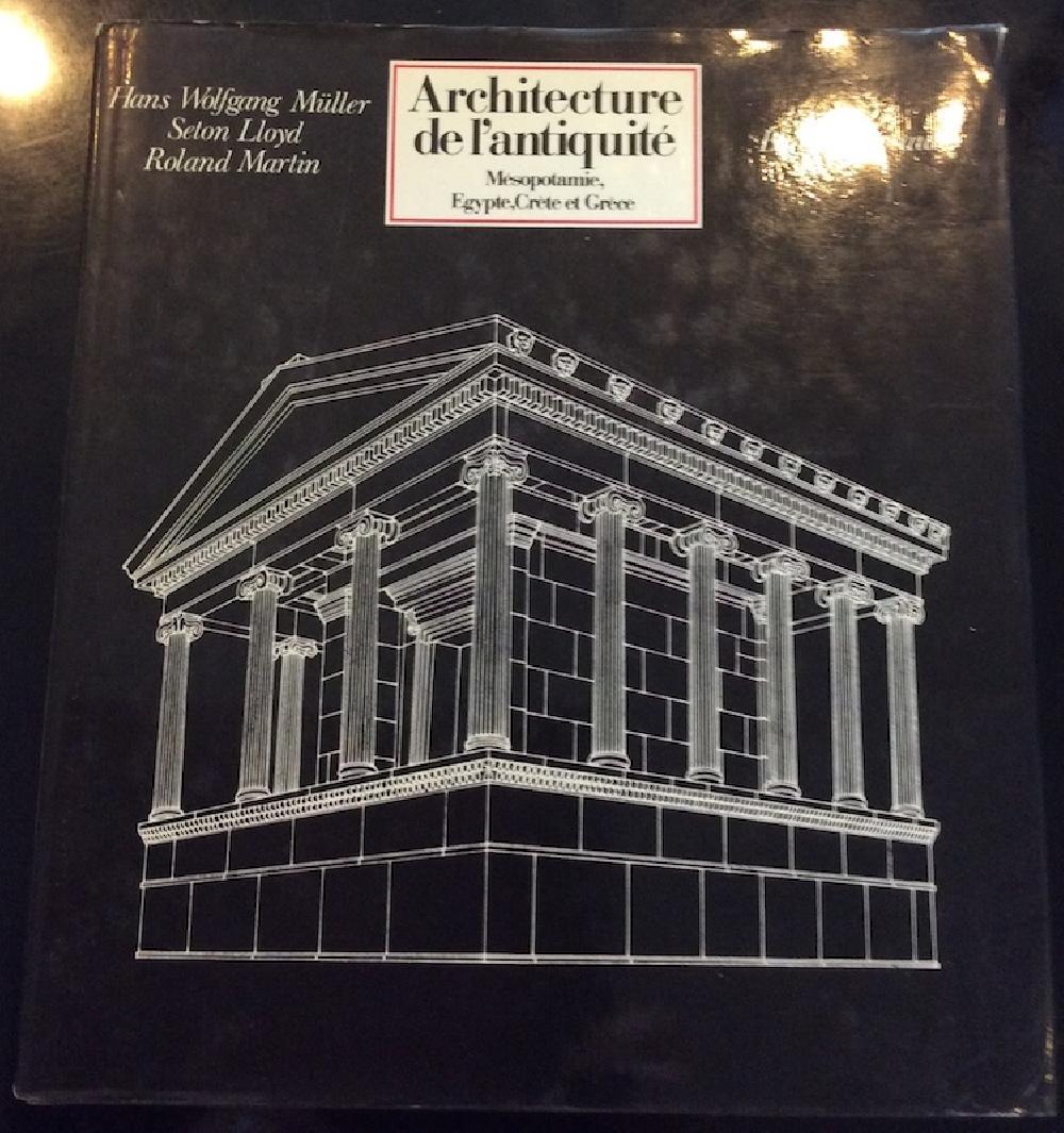 Architecture de l'Antiquité