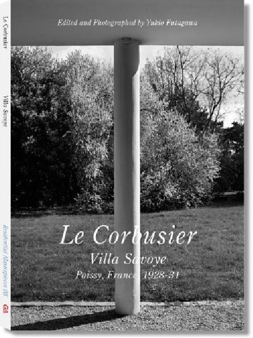 Le Corbusier - Villa Savoye, Poissy, France, 1928-31