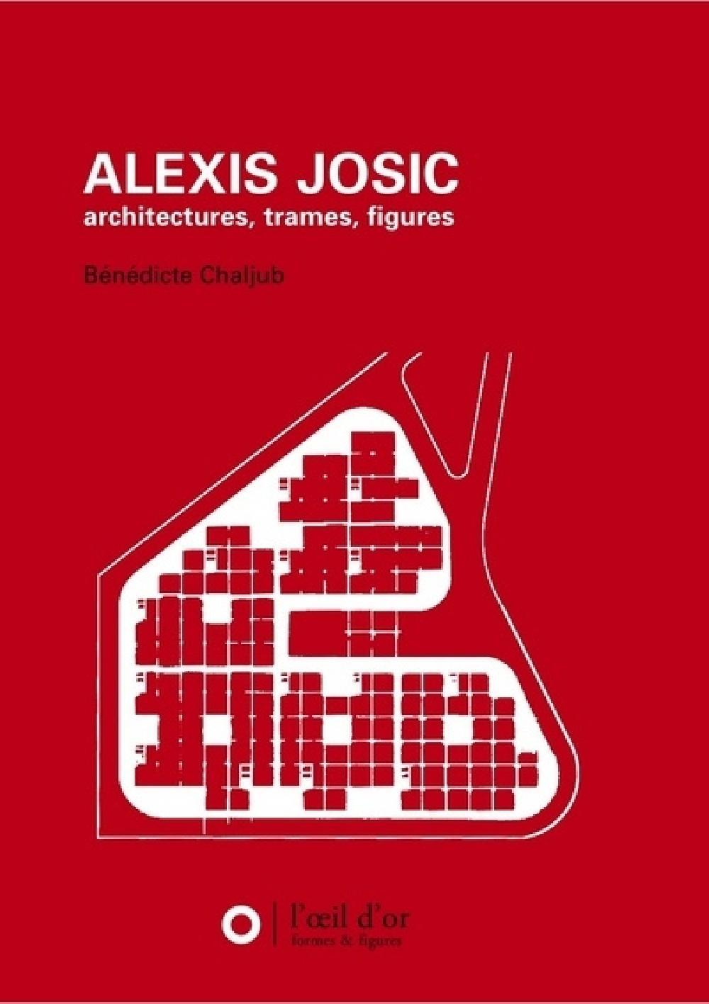 Alexis Josic Architectures, Trames, Figures