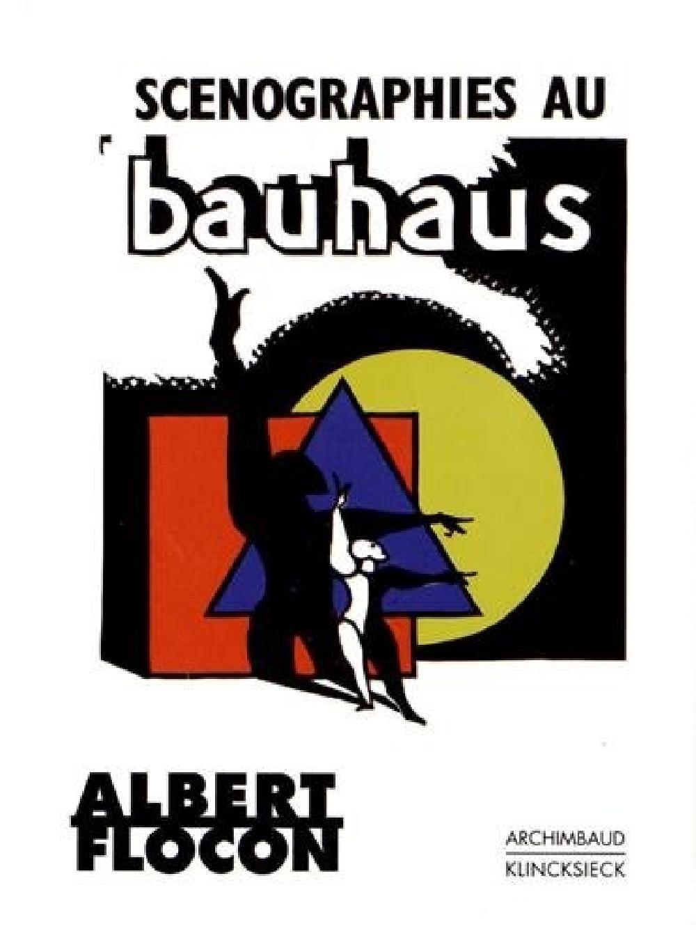 Scénographies au Bauhaus