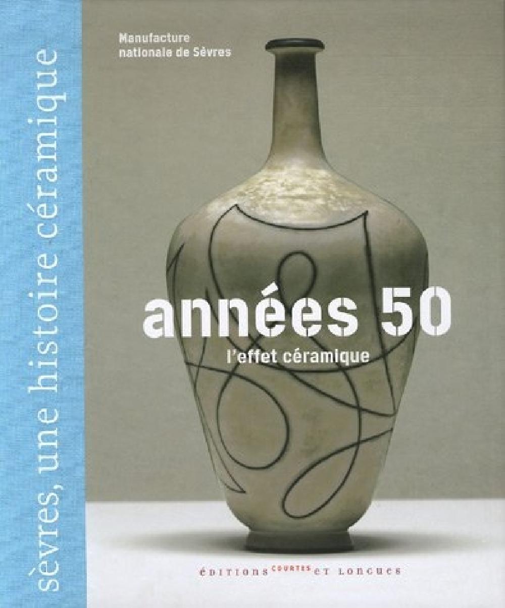 Années 50 l'effet céramique
