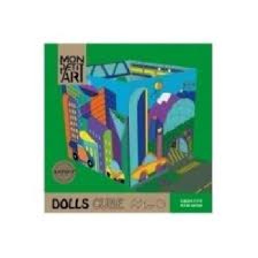 Dolls Cube green city