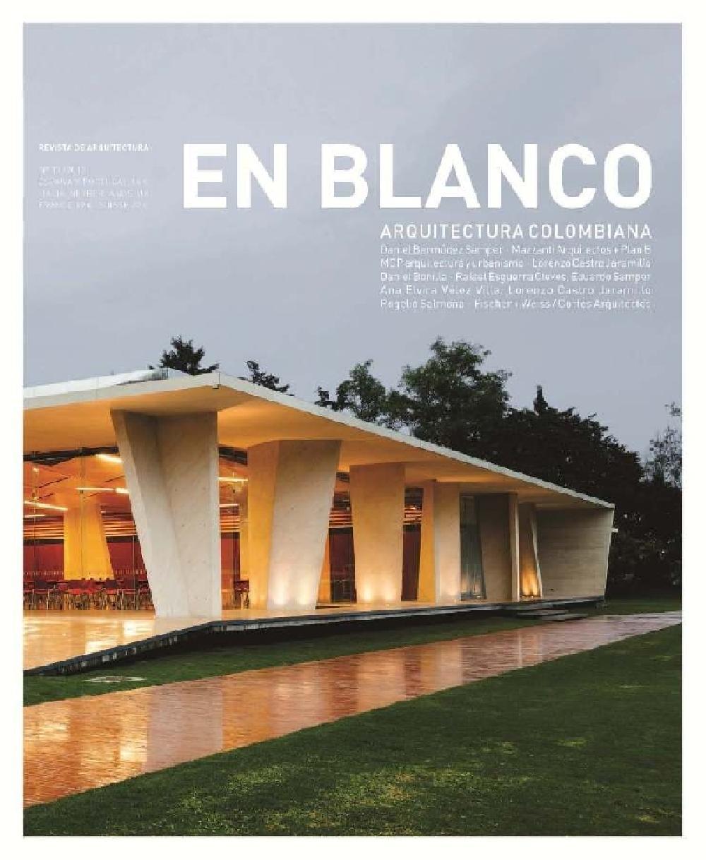 En Blanco 12 : Arquitectura colombiana
