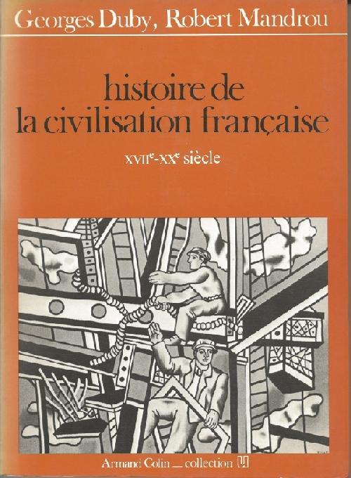 Histoire de la civilisation française