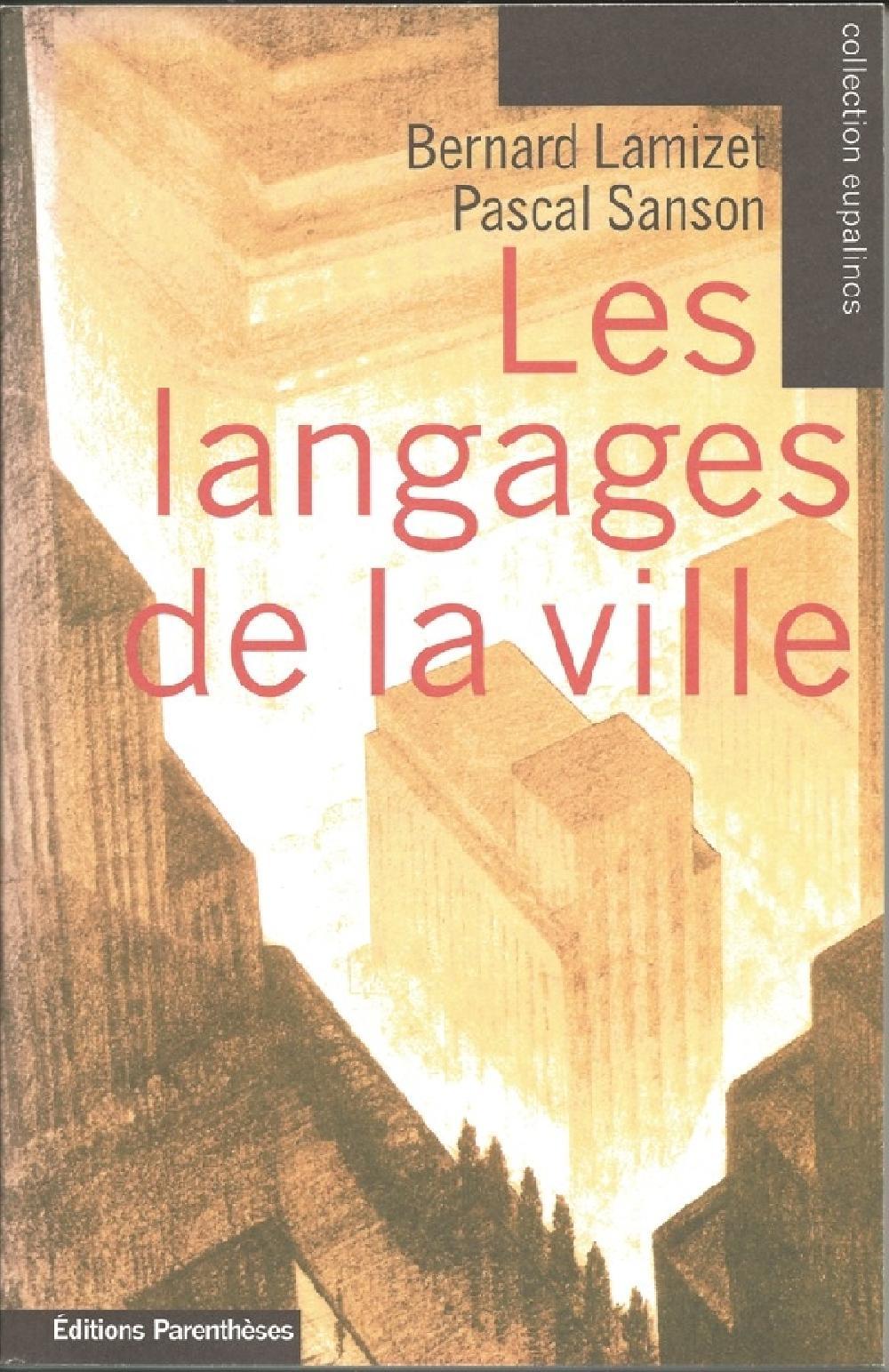 Les langages de la ville