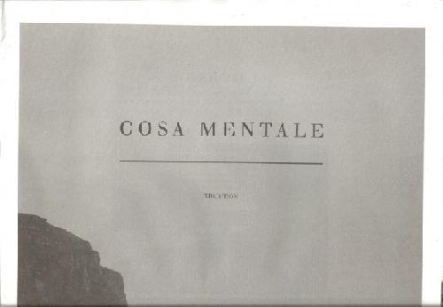 COSA MENTALE 11