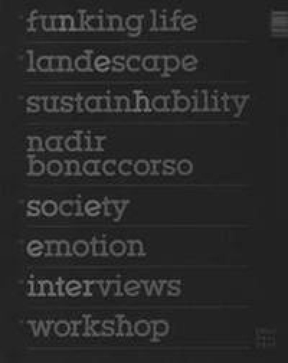 Funking Life: Landescape, Sustainhability