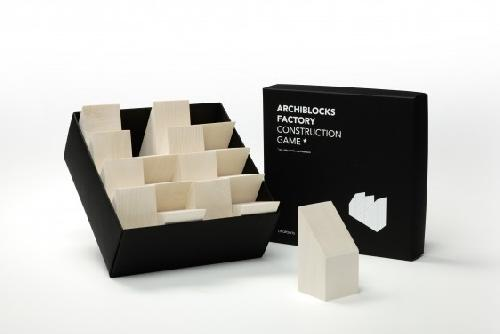 Archiblocks Factory - Construction Game