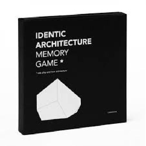 IDENTIC ARCHITECTURE - Memory Game