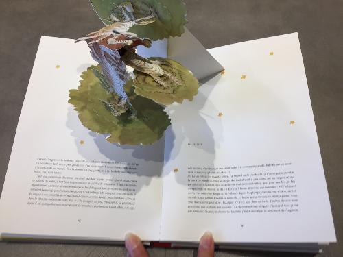 Le Petit Prince - Le grand livre pop-up