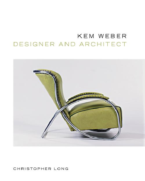 Kem Weber, Designer and Architect