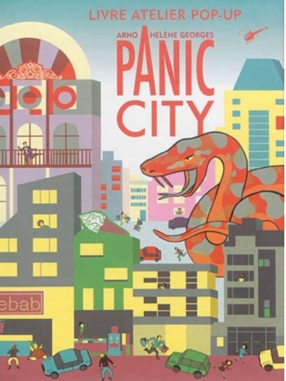 Panic city