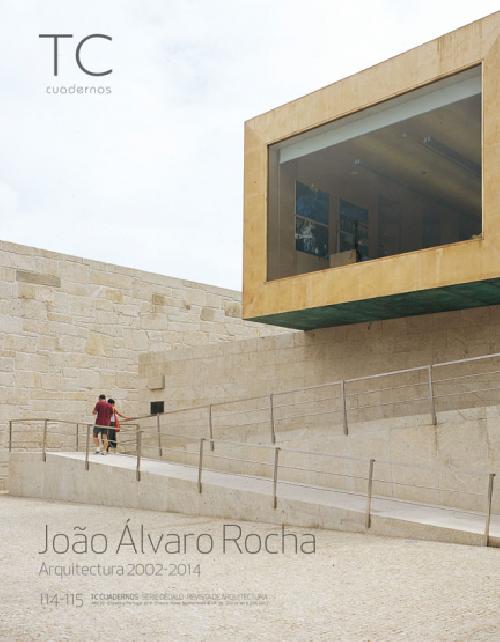TC Cuadernos 114/115 - João Álvaro Rocha. (II) Equipamientos